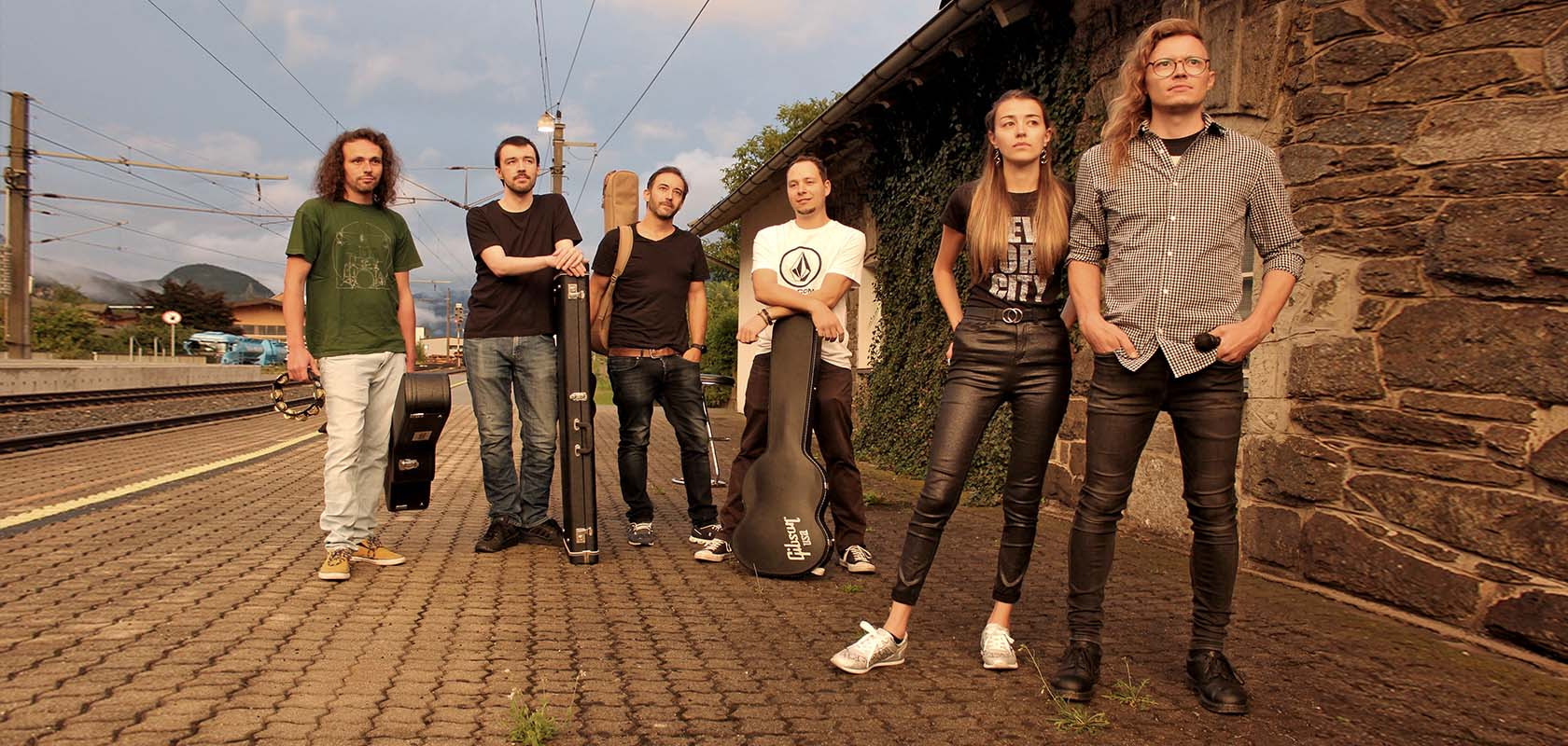 Rockband in der AREA 47