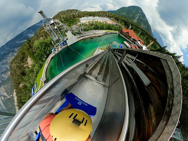 Wasser & Rutschenpark in Tirol