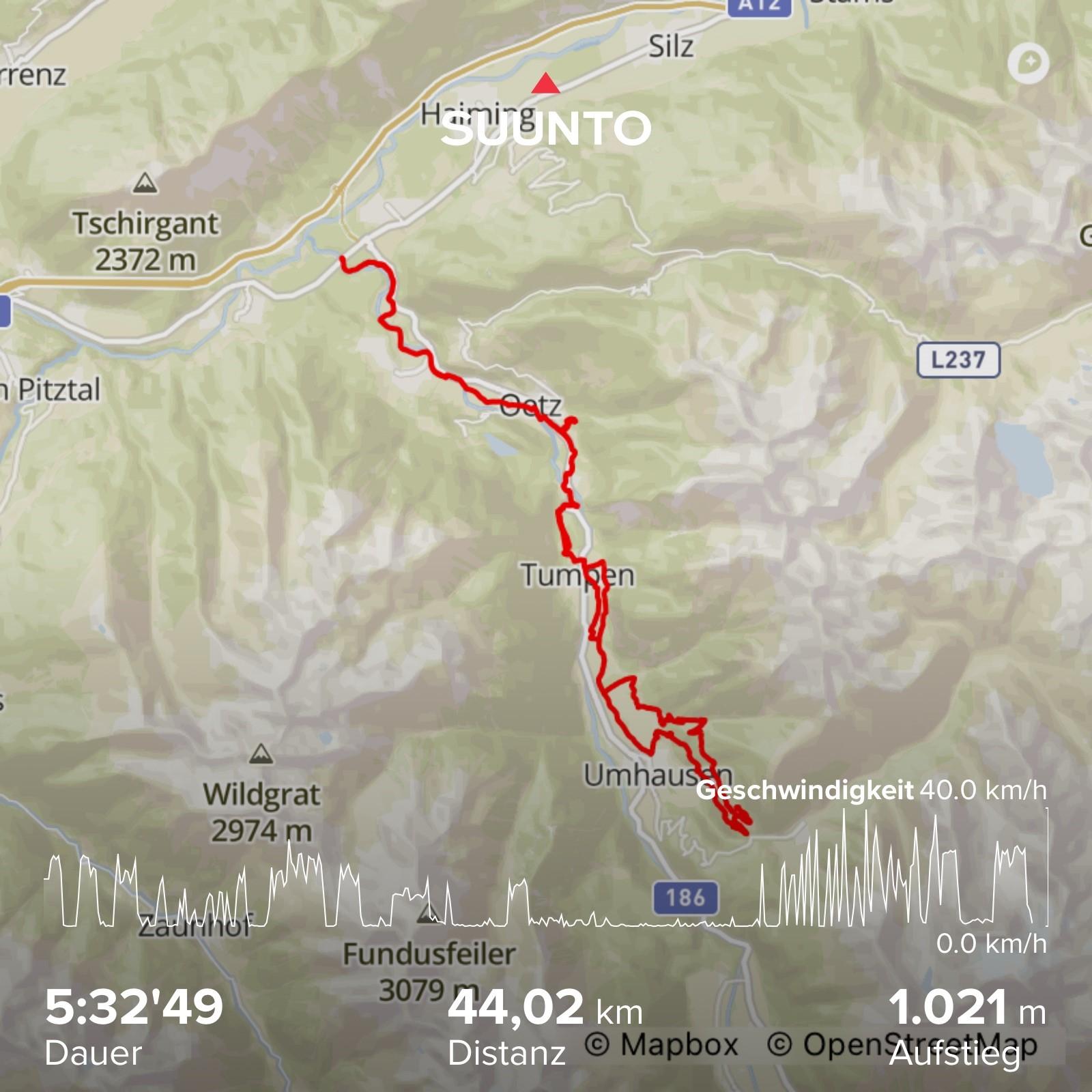 E-Moutainbike Touren in Tirol